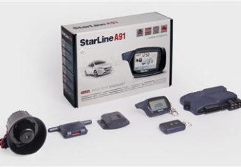 Сигнализация StarLine A91: инструкция по эксплуатации, автозапуск, установка, подключение
