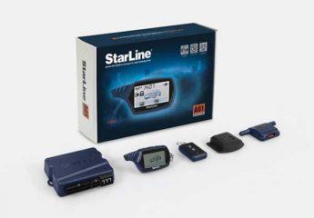 Сигнализация Старлайн А61 (StarLine A61)