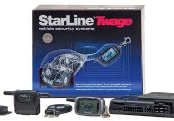 Сигнализация Старлайн А8 (StarLine A8)
