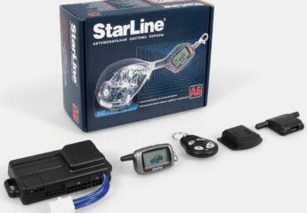 Сигнализация Старлайн А6 (StarLine A6)