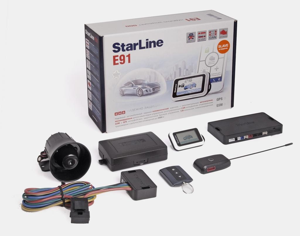 сигнализация starline инструкция по эксплуатации е91