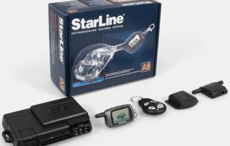 Сигнализация Старлайн А9 (Starline A9)