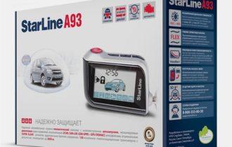 Сигнализация StarLine A93: инструкция по эксплуатации, автозапуск, установка, подключение